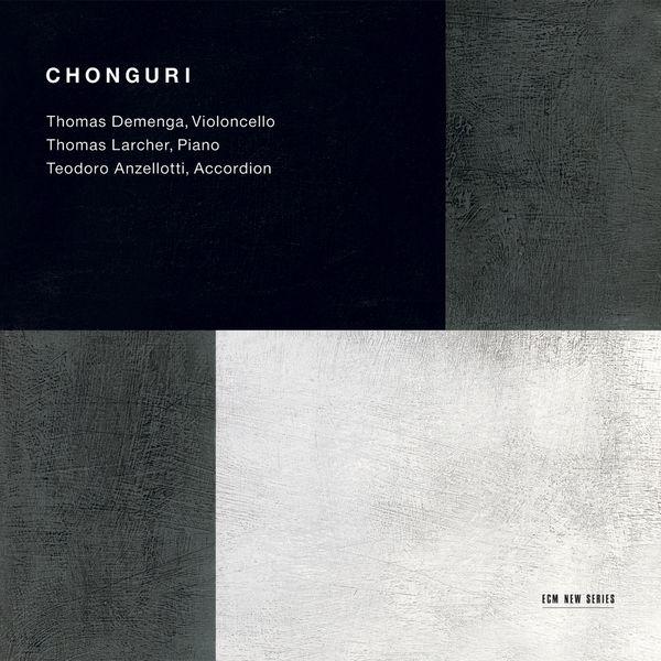 Thomas Demenga - Bach, Chopin, Fauré: Chonguri