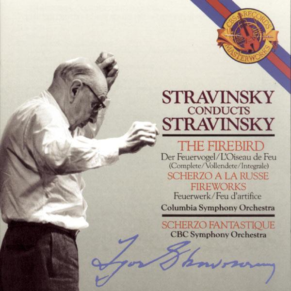 Igor Stravinski - Stravinsky Conducts Stravinsky