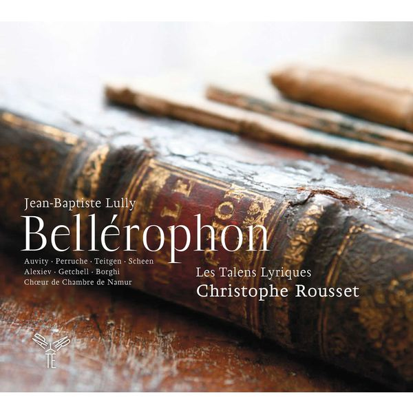 Christophe Rousset - Lully : Bellérophon
