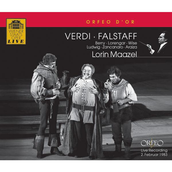 Lorin Maazel - Verdi : Falstaff (Live, 2. Februar 1983)