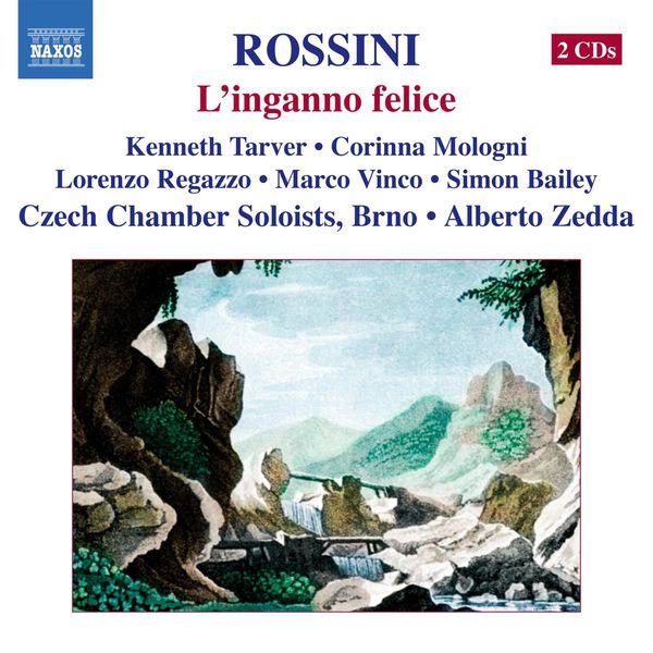 Alberto Zedda - ROSSINI: Inganno felice (L') [Opera]