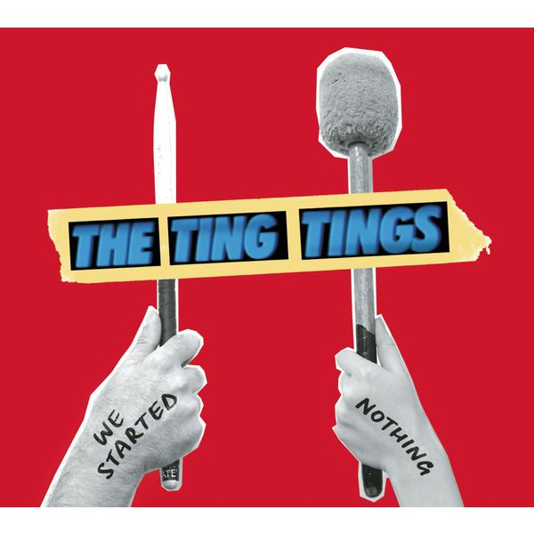 We started nothing | the ting tings – download and listen to the album.