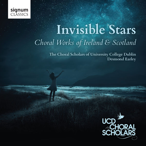 Various Composers - Invisible Stars: Choral Works of Ireland & Scotland