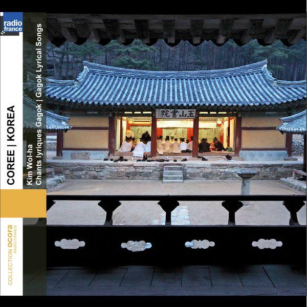 Kim Wol Ha - Corée: chants lyriques Gagok