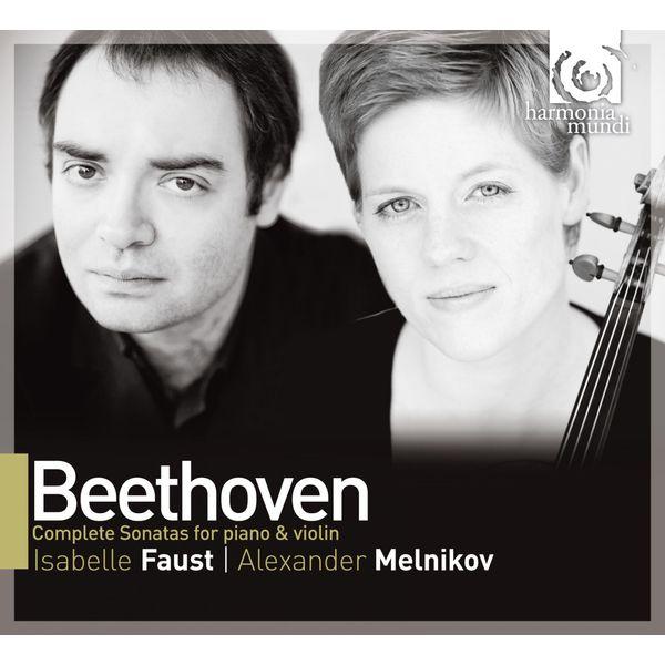 Alexander Melnikov - Ludwig van Beethoven : Sonates pour violon & piano (Intégrale)