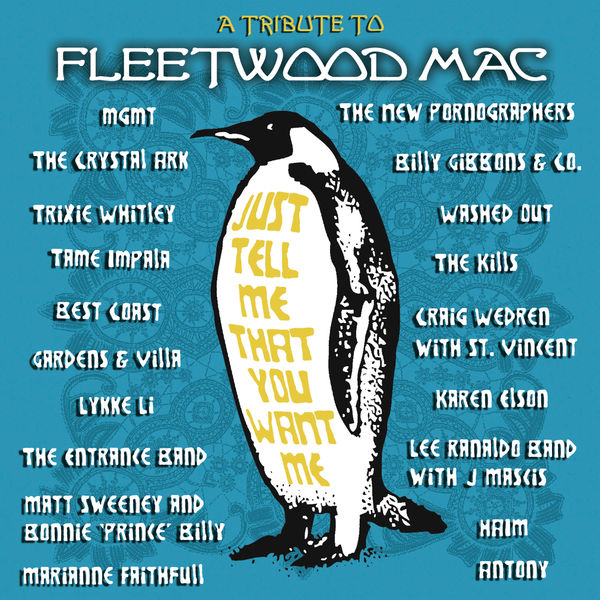 Various Artists - Just Tell Me That You Want Me: A Tribute To Fleetwood Mac