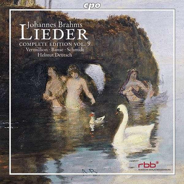 Various Artists - Brahms: Lieder (Complete Edition, Vol. 9)