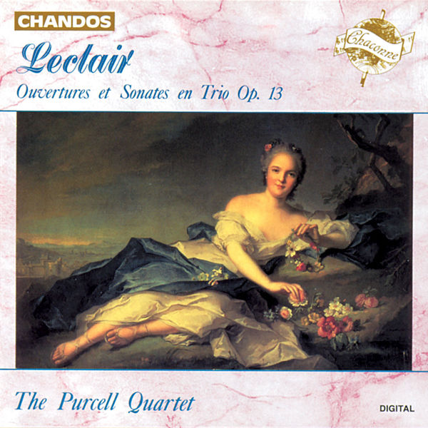 The Purcell Quartet - Ouvertures et Sonates en trio, op. 13