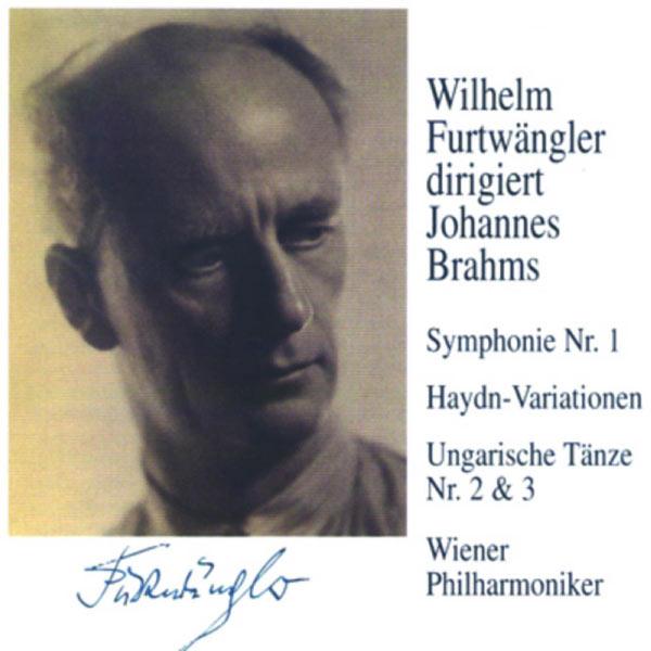 Wilhelm Furtwängler - Wilhelm Furtwängler dirigiert Johannes Brahms