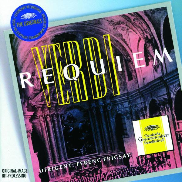 Maria Stader - Verdi: Messa da Requiem
