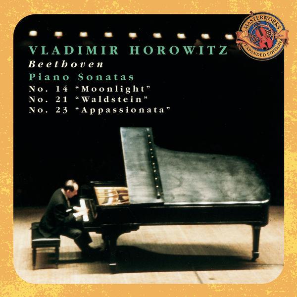 Vladimir Horowitz Beethoven: Piano Sonatas Nos. 14, 21 & 23 (Expanded Edition)