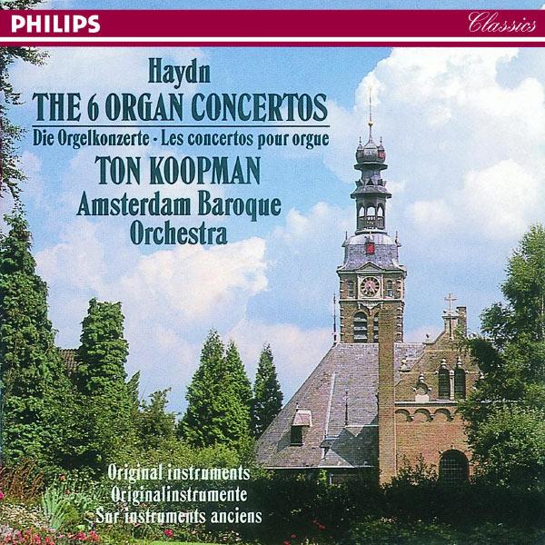 Ton Koopman - Haydn: The 6 Organ Concertos