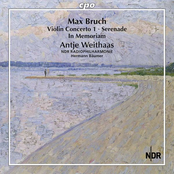 Antje Weithaas - Bruch: Complete Works for Violin & Orchestra, Vol. 2