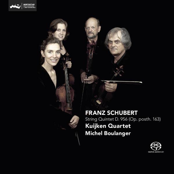 Kuijken Quartet - Schubert: String Quintet, D. 956 (Op. Posth. 163)