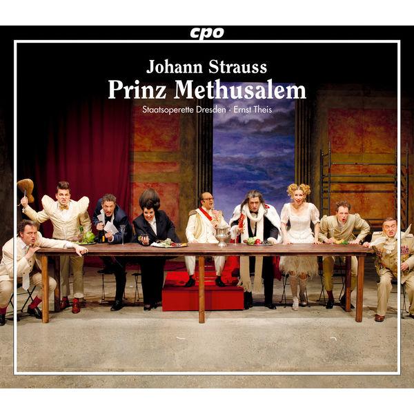 Ernst Theis - Strauss: Prinz Methusalem