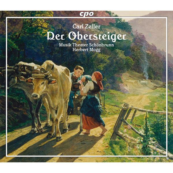 Herbert Mogg Zeller: Der Obersteiger