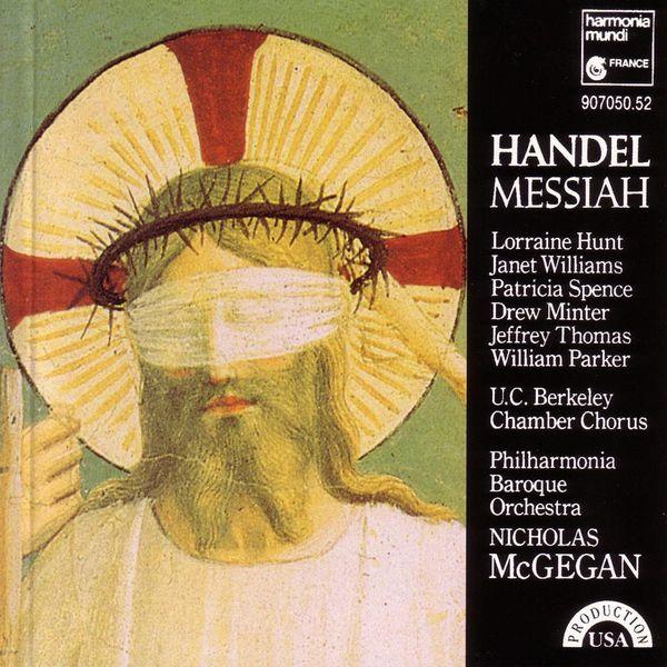 Philharmonia Baroque Orchestra - Handel: Messiah