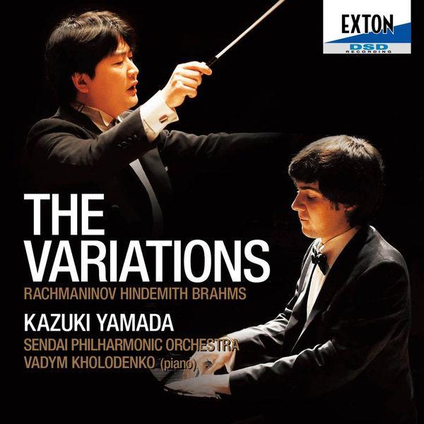 Vadym Kholodenko - The Variations