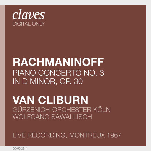 Serge Rachmaninoff - Concerto pour piano n° 3