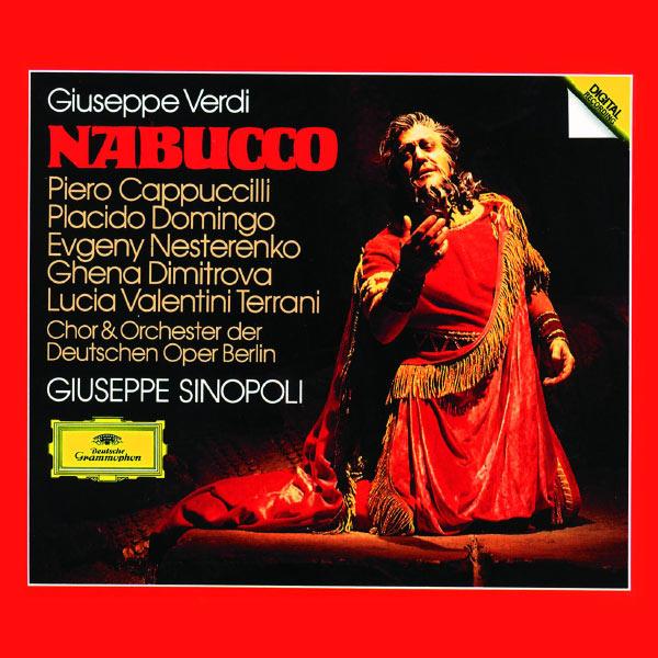 Giuseppe Sinopoli - Verdi : Nabucco