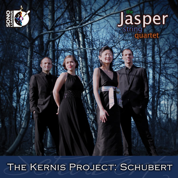 Jasper String Quartet, The - The Kernis Project