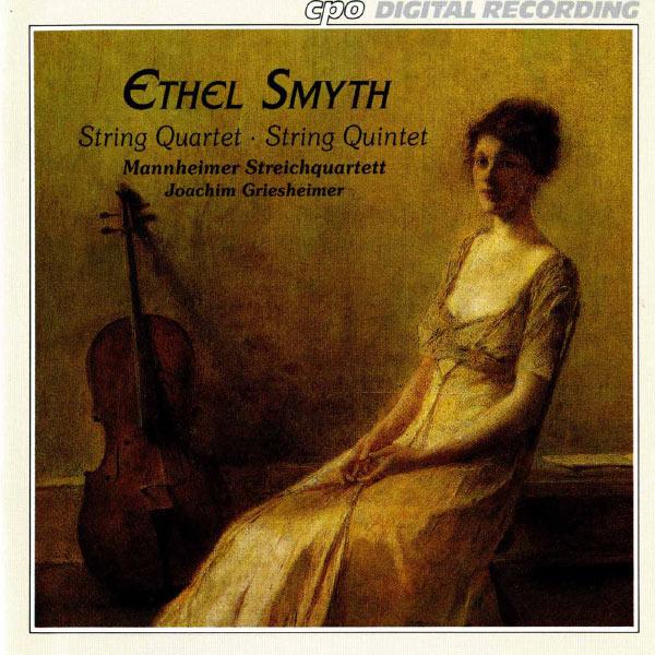 Joachim Griesheimer - Smyth: String Quartet - String Quintet