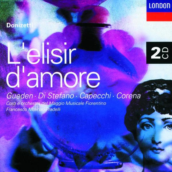 Hilde Gueden - Donizetti: L'Elisir d'Amore