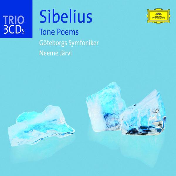 Göteborgs Symfoniker - Sibelius: Tone Poems