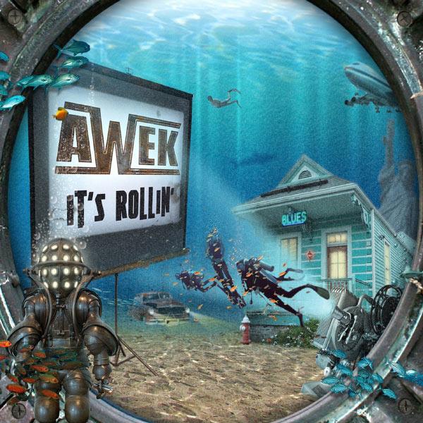 Awek - It's Rollin'