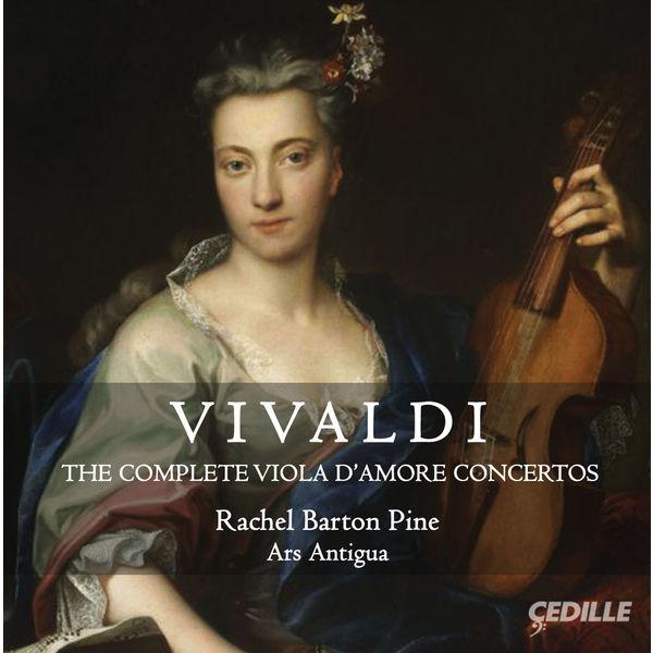 Rachel Barton Pine - Vivaldi: The Complete Viola d'amore Concertos