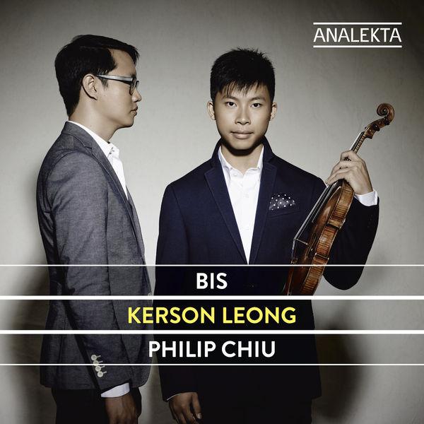 Kerson Leong - Bis (Brahms, Kresiler, Gluck, Gerswhin, Wagner...)