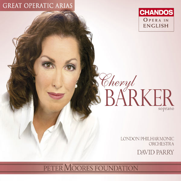 Cheryl Barker - Great Operatic Arias (Sung in English), Vol. 21 - Cheryl Baker