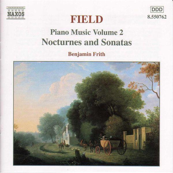 Benjamin Frith - Piano Music, Vol.  2