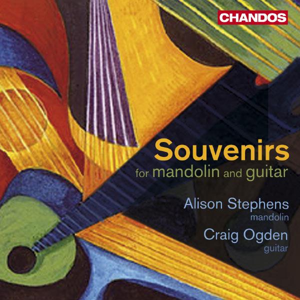 Alison Stephens - Souvenirs pour mandoline et guitare