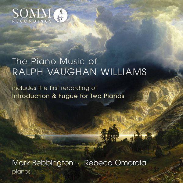 Mark Bebbington - The Piano Music of Ralph Vaughan Williams