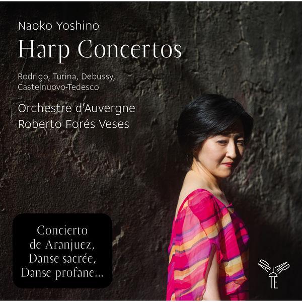 Naoko Yoshino - Harp Concertos