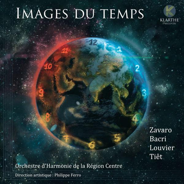 Orchestre D'harmonie De La Region Centre - Images du temps