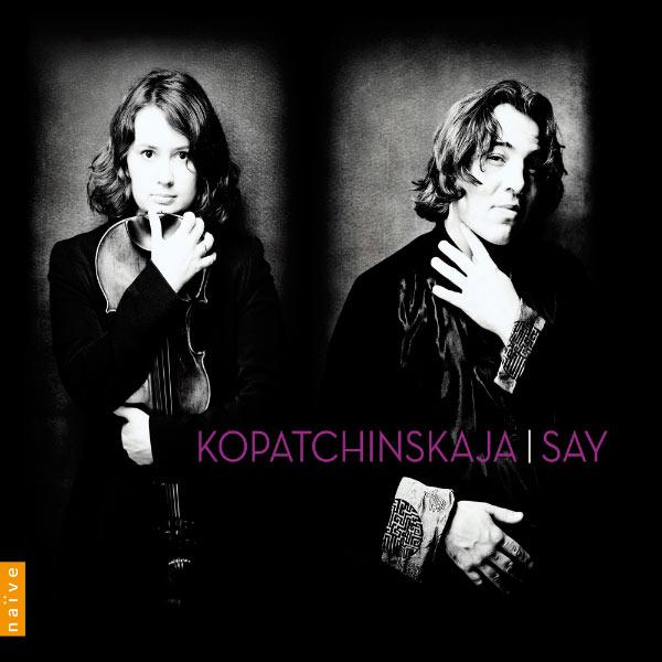 Patricia Kopatchinskaja Sonates et danses pour violon et piano