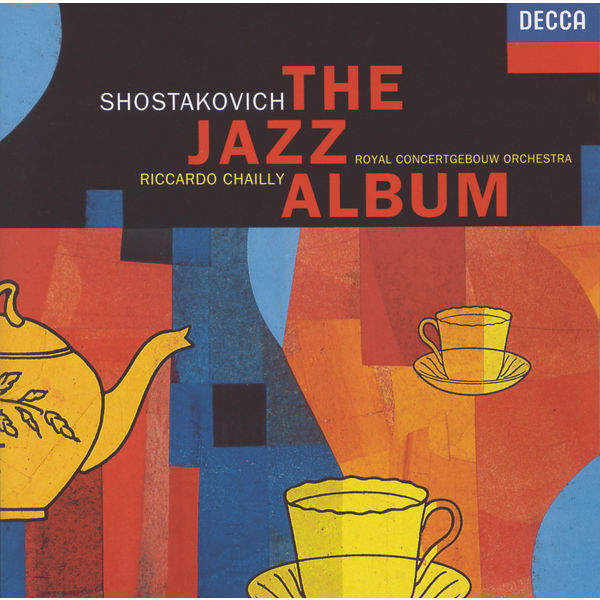 Ronald Brautigam - Shostakovich: The Jazz Album