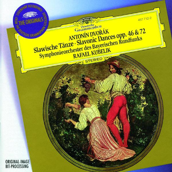 Symphonieorchester Des Bayerischen Rundfunks - Dvorák : Slavonic Dances Opp.46 & 72