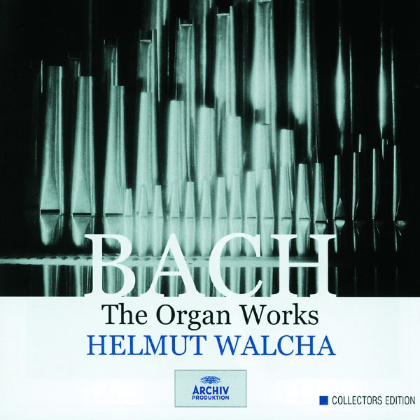 Helmut Walcha - Bach, J.S.: Organ Works