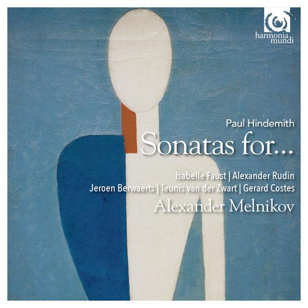 Alexander Melnikov - Paul Hindemith : Sonatas for…