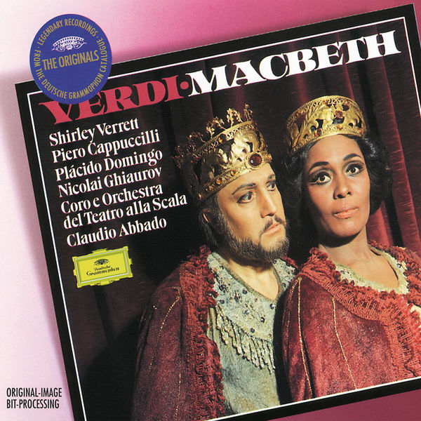 Orchestra del Teatro della Scala di Milano - Verdi : Macbeth