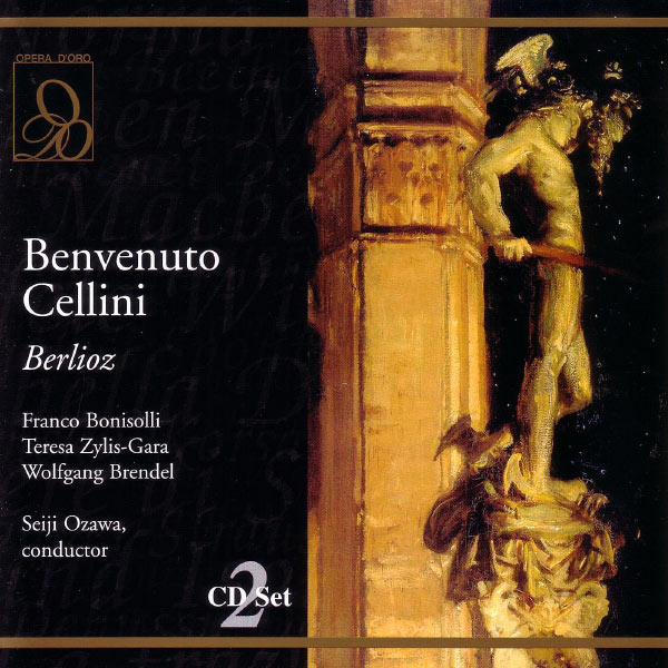 Hector Berlioz - Benvenuto Cellini