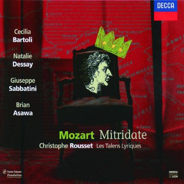 Natalie Dessay - Mozart : Mitridate, Re di Ponte