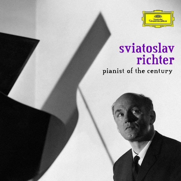 Sviatoslav Richter - Pianist Of The Century (Complete DG Solo / Concerto Recordings)