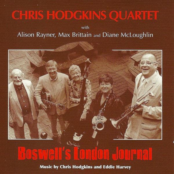 Chris Hodgkins Quartet - Boswell's London Journal