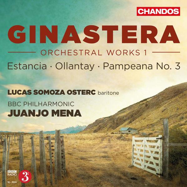 BBC Philharmonic Orchestra - Ginastera : Orchestral Works, Vol. 1
