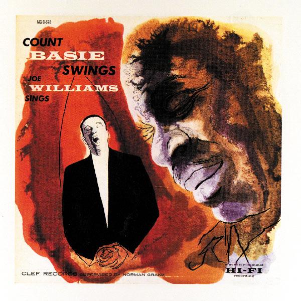 Count Basie - Count Basie Swings - Joe Williams Sings