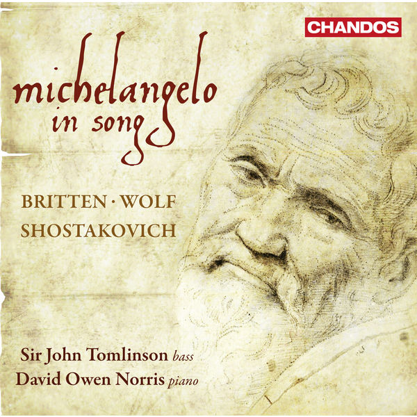 David Owen Norris - Britten - Wolf - Chostakovitch